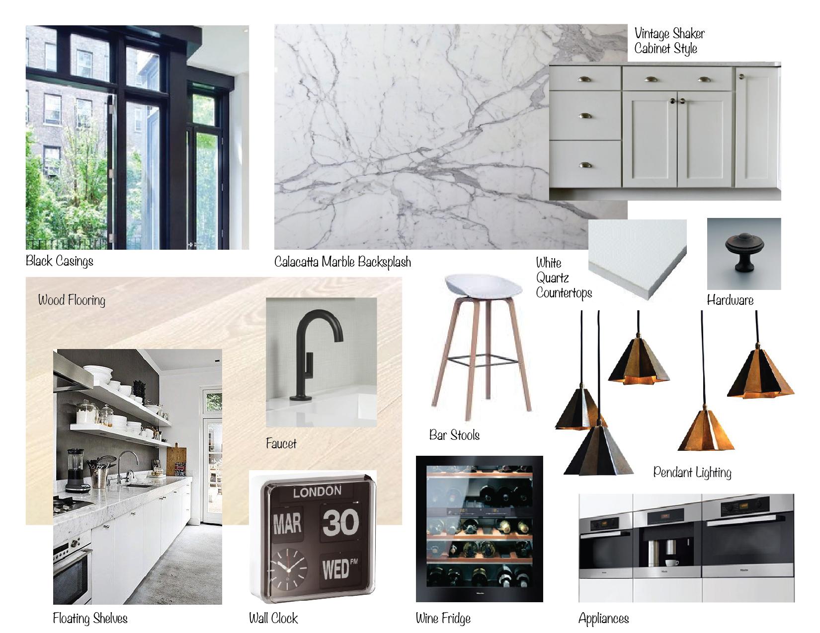 Portfolio Update: Kitchen Design –